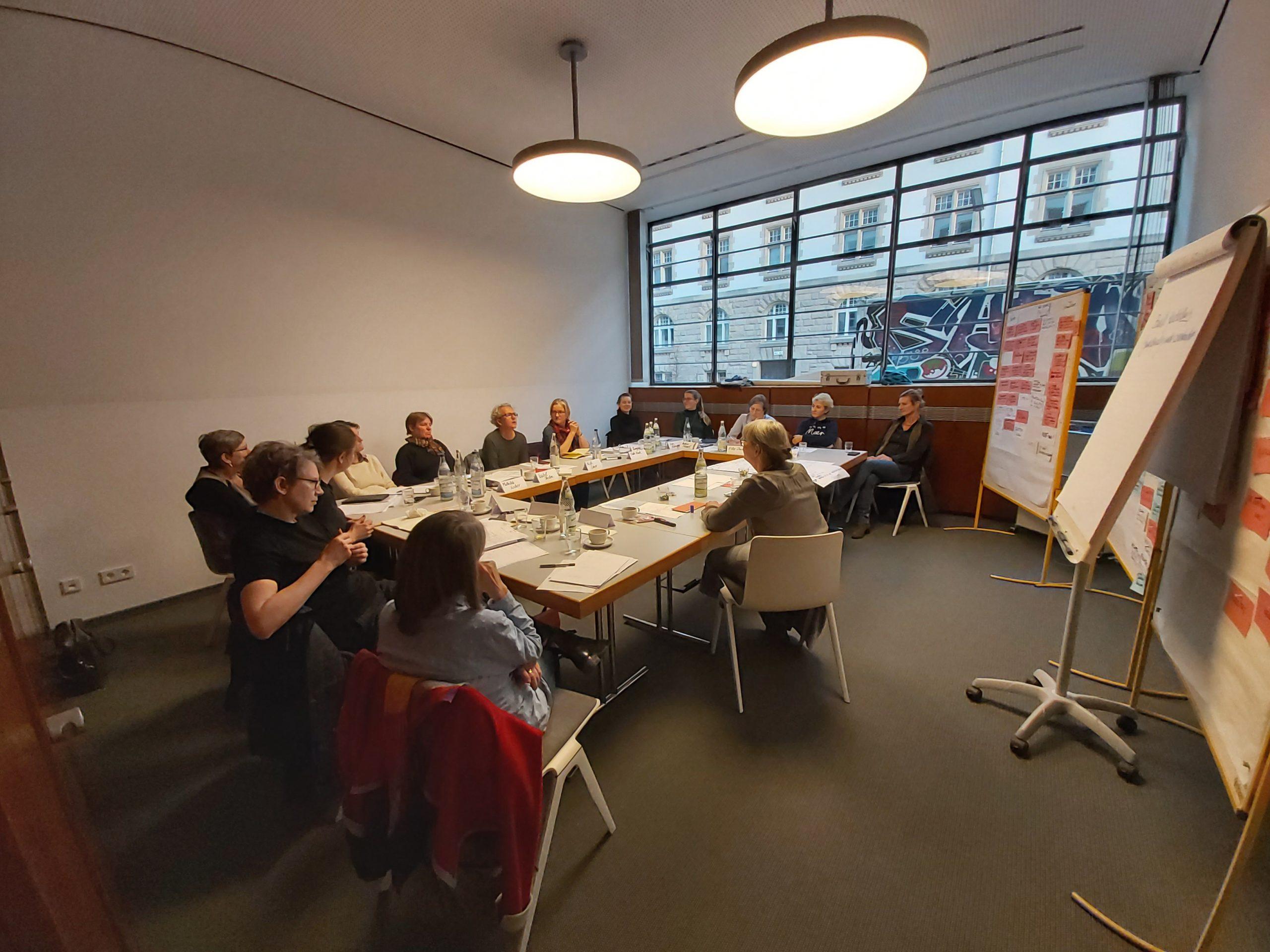 Treffen WIA-Projektgruppe